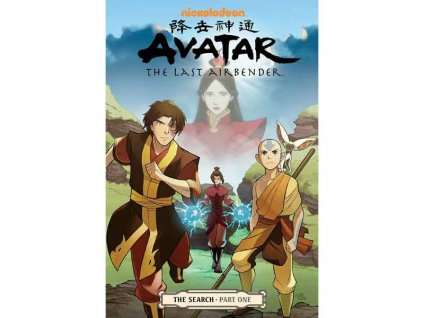 Avatar The Last Airbender: The Search 1