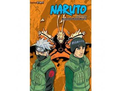 Naruto 3In1 Edition 21 (Includes 61, 62, 63)