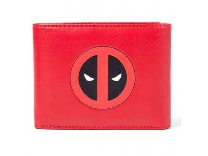 Deadpool Trifold Logo Peňaženka