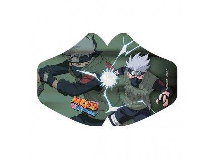 Rúško Naruto Face Mask Kakashi Hatake