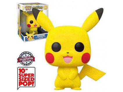 Funko POP! Pokémon: Pikachu Super Sized 25 cm