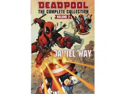 Deadpool by Daniel Way Omnibus 2