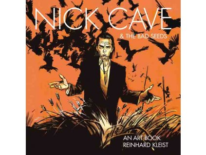 Nick Cave and The Bad Seeds: Art Book