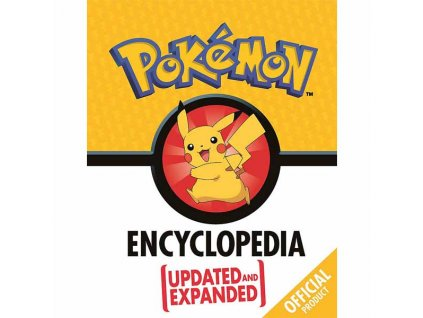 Official Pokemon Encyclopedia : Updated and Expanded