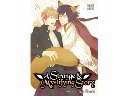 A Strange and Mystifying Story 03