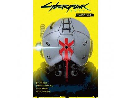 Cyberpunk 2077: Trauma Team (anglicky)