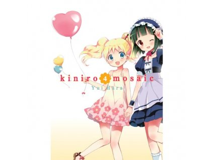Kiniro Mosaic 04