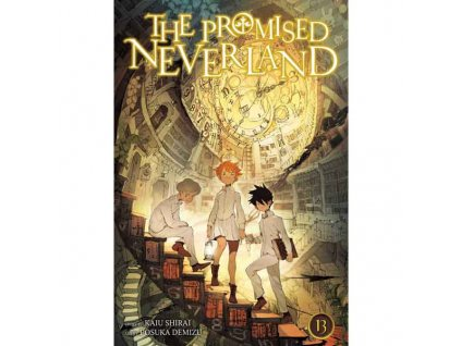 Promised Neverland 13