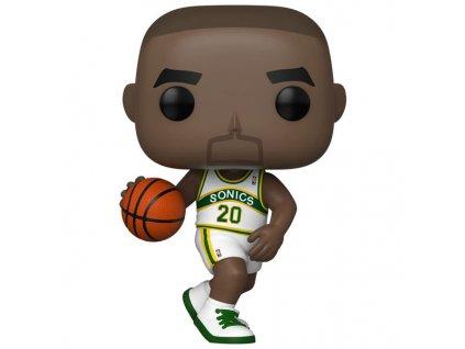 Funko POP! NBA: Gary Payton (Sonics home)