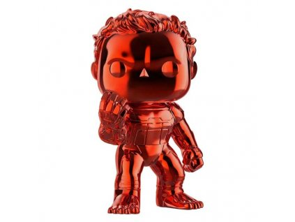 Funko POP! Avengers Endgame: Hulk (Red Chrome)