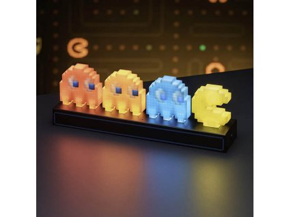 Pac-Man and Ghosts Light