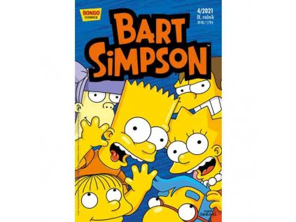Simpsonovi: Bart Simpson 04/2021