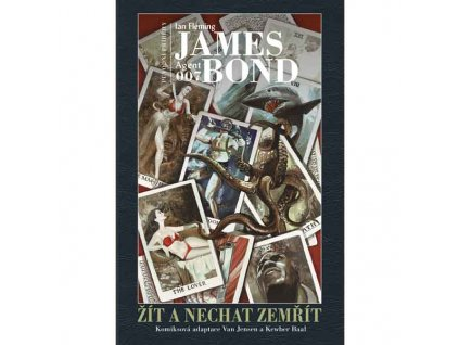 James Bond: Žít a nechat zemřít