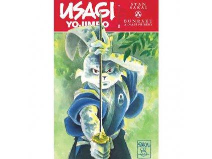 Usagi Yojimbo: Bunraku a další příběhy