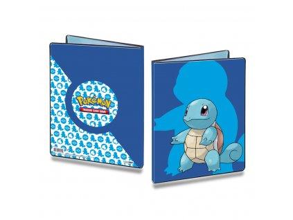 Album UltraPro: Pokémon 9-pocket Squirtle