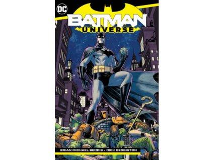 Batman: Universe Cover