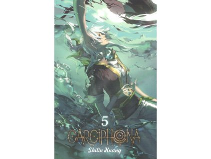 Carciphona 5 Cover