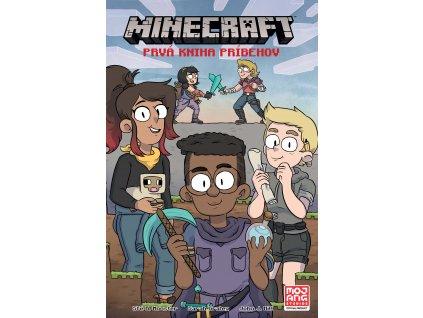 Minecraft komiks: Prvá kniha príbehov