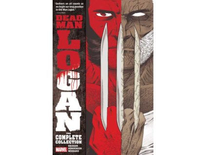 Dead Man Logan: The Complete Collection Cover