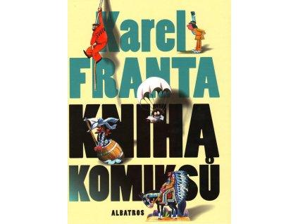 Karel Franta: Kniha komiksů