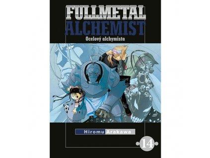 Fullmetal Alchemist: Ocelový alchymista 14