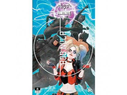 Komiks Batman / Fortnite: Bod nula 6