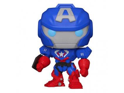 Funko POP! Marvel Avengers MechStrike: Captain America