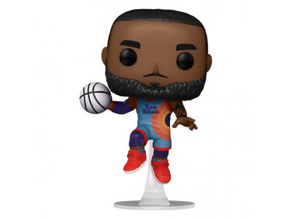 Funko POP! Space Jam, A New Legacy: Lebron James Jumping