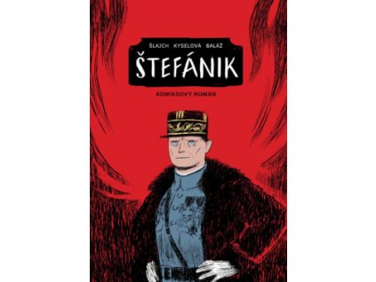 Štefánik Komiksový román