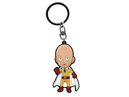 One-Punch Man Kľúčenka Saitama SD