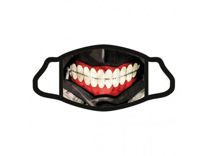 Rúško Tokyo Ghoul Kaneki's Mask