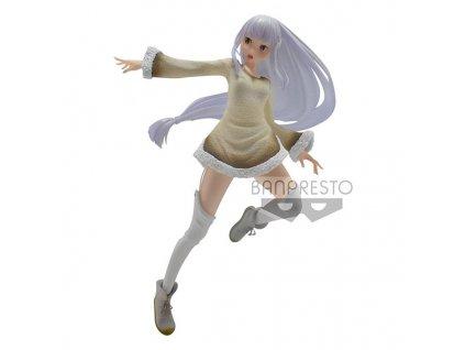 Re:Zero Starting Life in Another World Espresto PVC Statue Emilia 21 cm