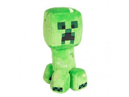 Minecraft: Creeper Plyš