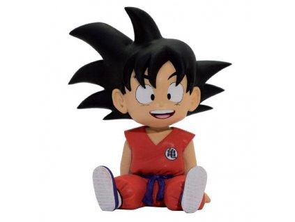 Dragon Ball Bust Bank Son Goku Pokladnička 14 cm