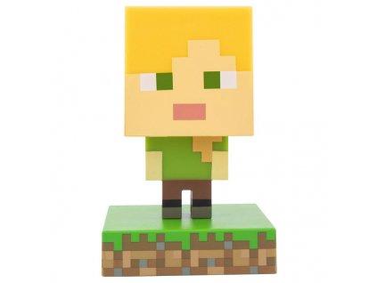 minecraft 3d icon light alex 5055964742256