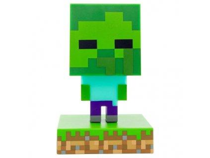 minecraft 3d icon light zombie 5055964742263