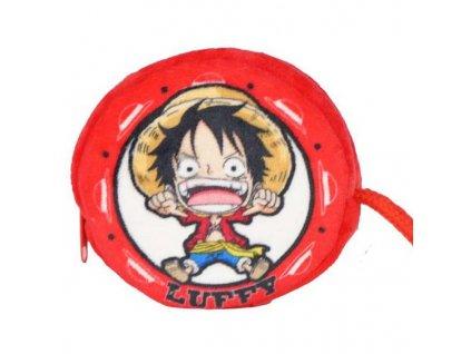 One Piece: Luffy Peňaženka
