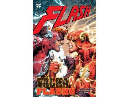 Flash 8: Válka Flashů (Znovuzrození hrdinů DC)