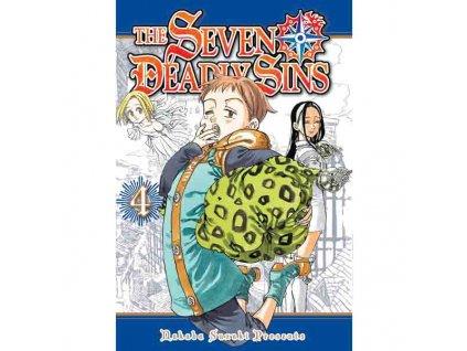 Manga Seven Deadly Sins 4