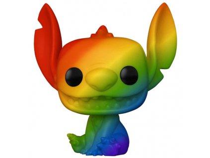 Figúrka Funko POP! Pride Lilo and Stitch: Stitch Rainbow