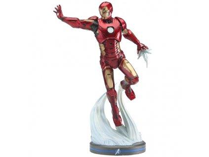 Avengers 2020 Video Game PVC Statue Iron Man 22 cm