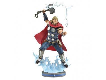 Avengers 2020 Video Game PVC Statue Thor 24 cm