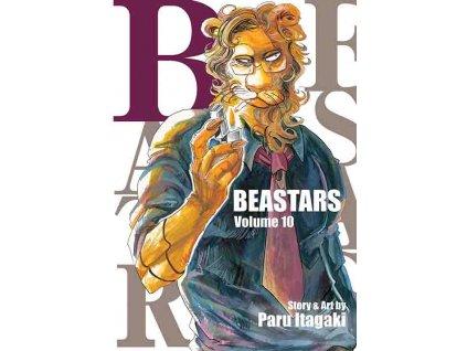 Manga Beastars 10