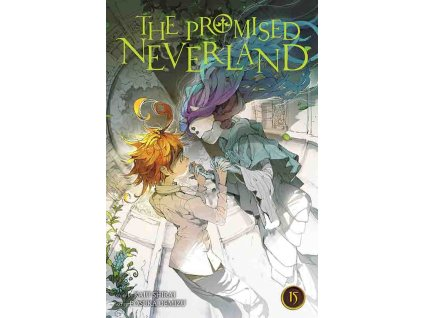 Manga Promised Neverland 15