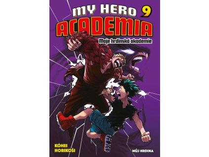 My Hero Academia: Moje hrdinská akademie 9