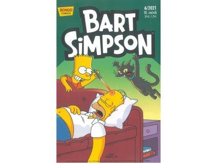 Simpsonovi: Bart Simpson 06/2021