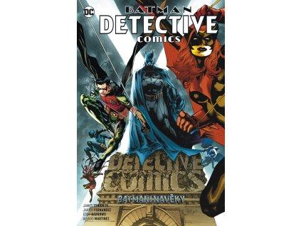 Batman Detective Comics 7: Batmani navěky (Znovuzrození hrdinů DC)