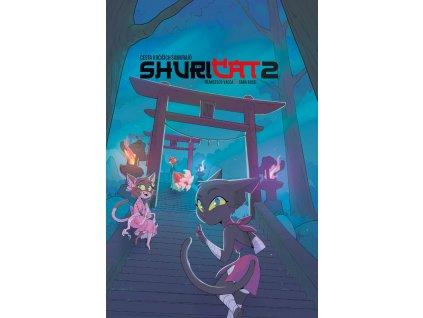Shuricat: Cesta kočičích samurajů
