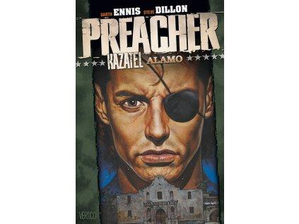 Komiks Preacher 9: Alamo