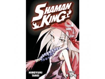 shaman king omnibus 2 vol 4 6 cover 9781646512058